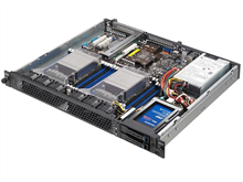 ASUS RS400-E8-PS2 B 1U Rack Server